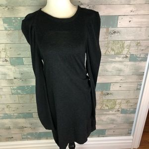Line sweater dress size S